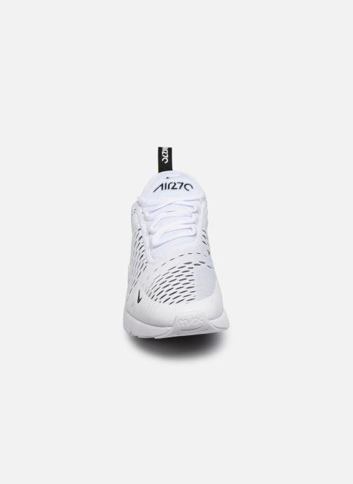 Baskets Nike W Air Max 270 Blanc vue portées chaussures