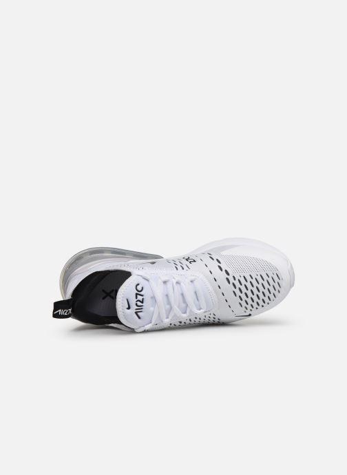 Deportivas Nike W Air Max 270 Blanco vista lateral izquierda