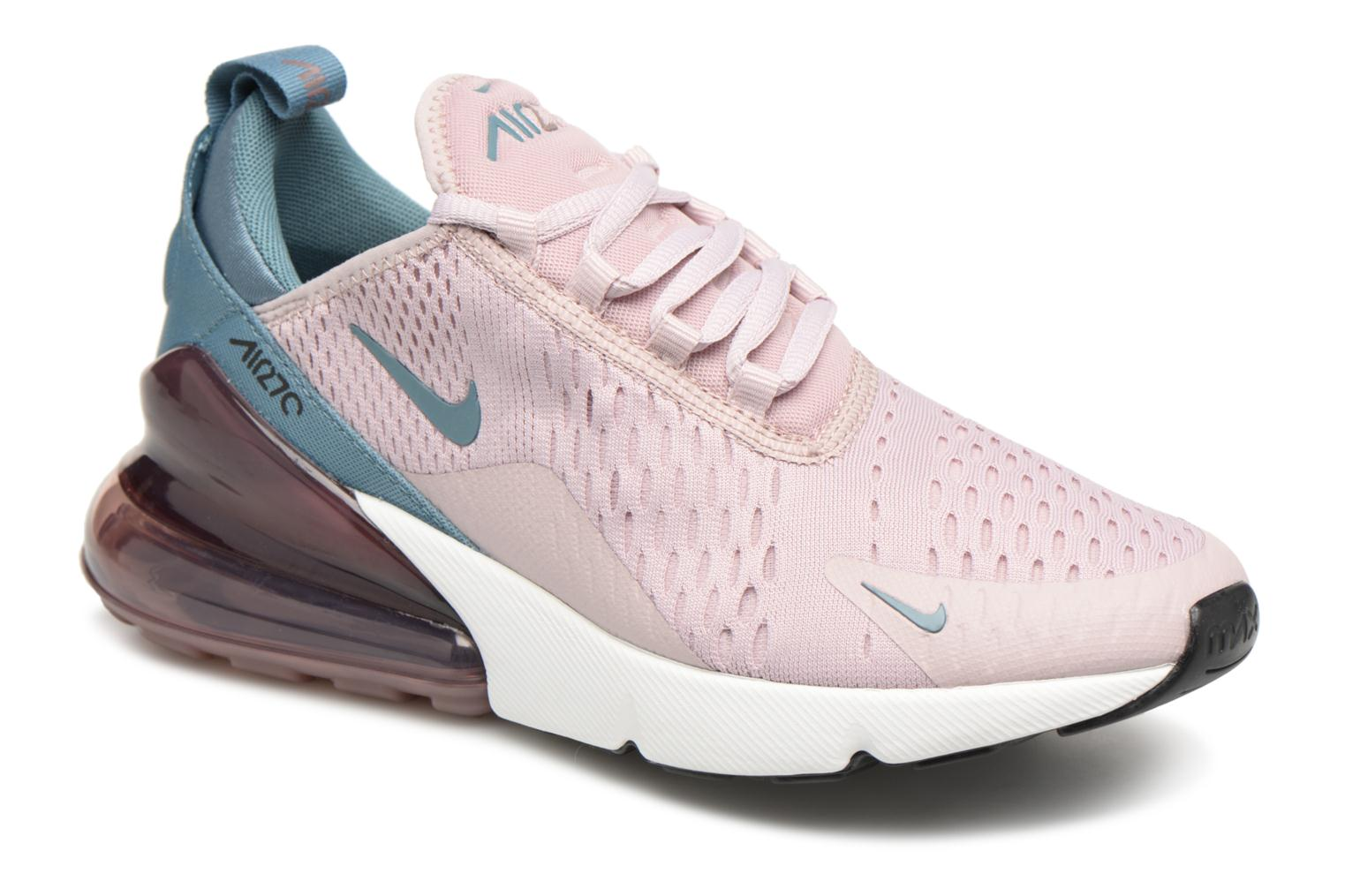 Baskets Nike W Air Max 270 Rose vue détail/paire