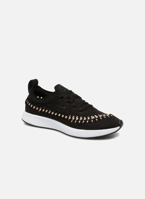 new product fbe09 c7c01 Sneakers Nike W Dualtone Racer Woven Sort detaljeret billede af skoene