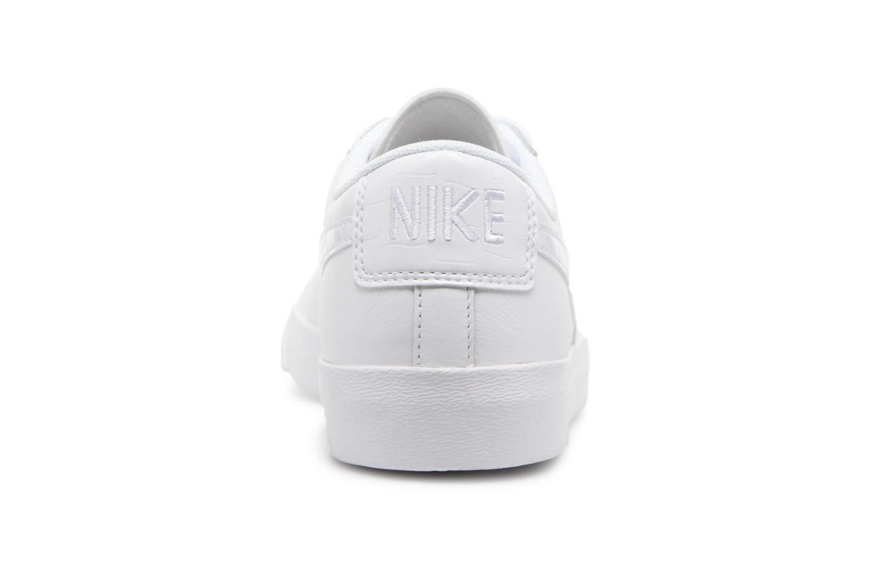 Sneakers Nike W Blazer Low Ess Wit rechts