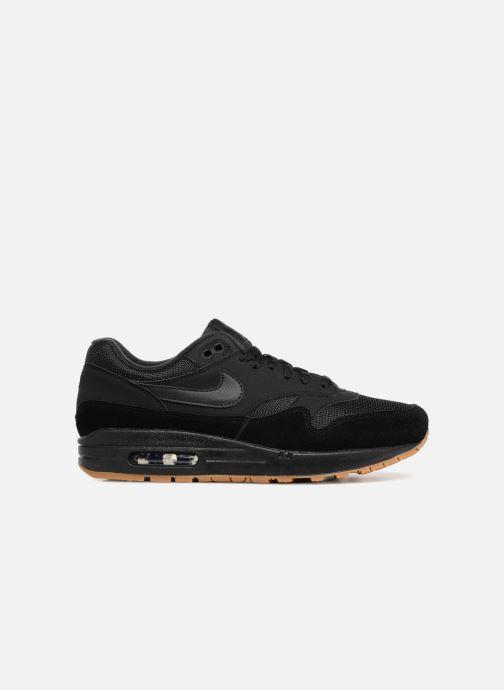 Sneaker Nike Nike Air Max 1 schwarz ansicht von hinten