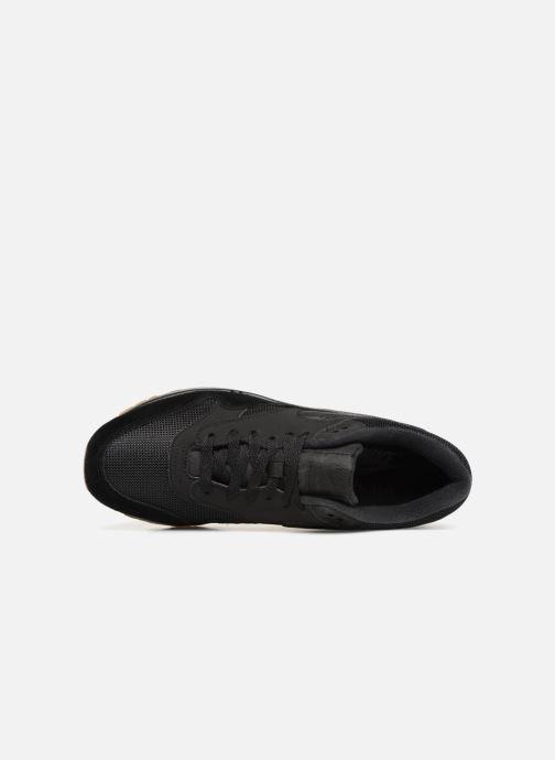Sneakers Nike Nike Air Max 1 Zwart links