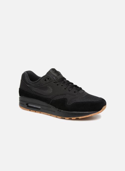 quality design 0d31c cd40b Baskets Nike Nike Air Max 1 Noir vue détail paire