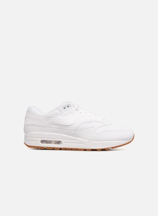 Sneaker Nike Nike Air Max 1 weiß ansicht von hinten