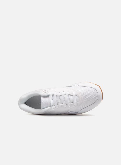 Sneaker Nike Nike Air Max 1 weiß ansicht von links