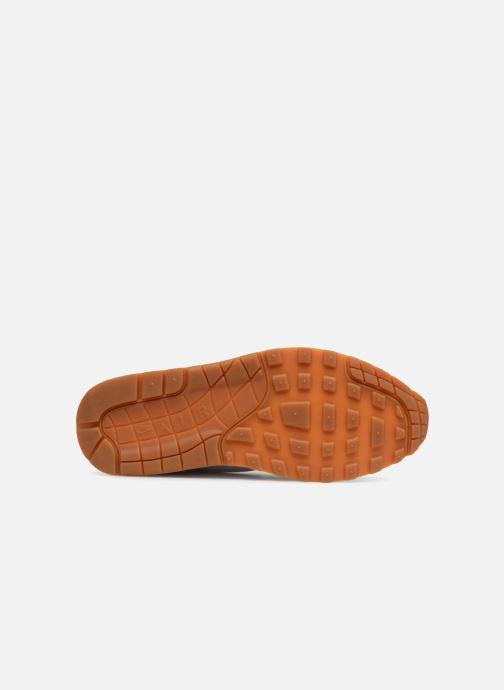 Sneaker Nike Nike Air Max 1 weiß ansicht von oben