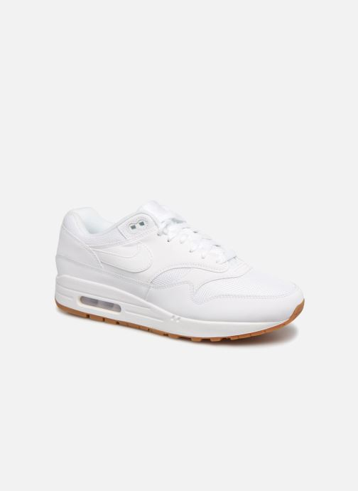 Baskets Nike Nike Air Max 1 Blanc vue détail/paire