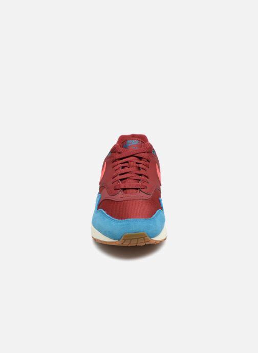 Sneaker Nike Nike Air Max 1 rot schuhe getragen