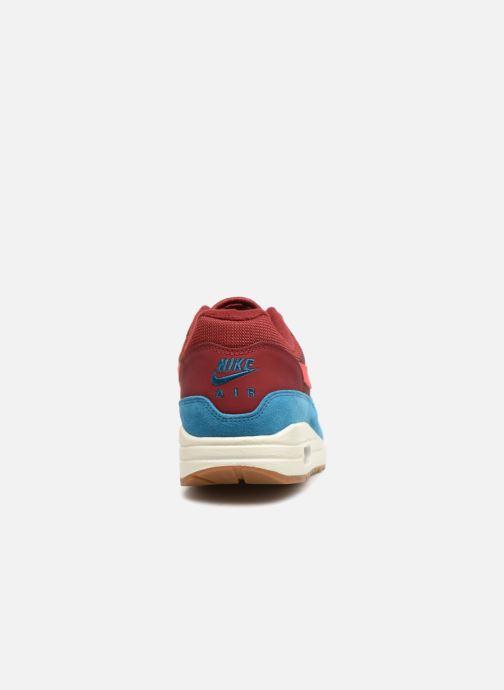 Sneaker Nike Nike Air Max 1 rot ansicht von rechts