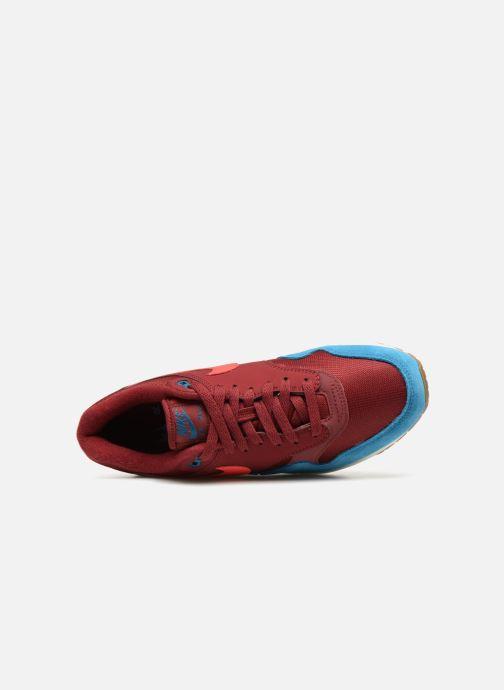 Sneaker Nike Nike Air Max 1 rot ansicht von links
