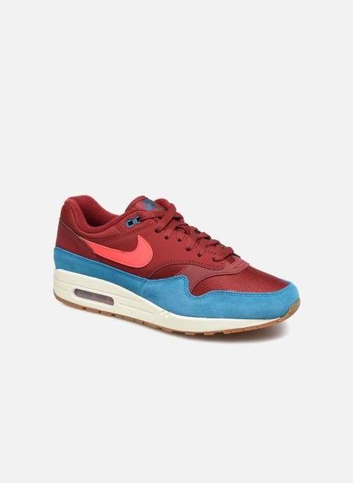 Baskets Nike Nike Air Max 1 Rouge vue détail/paire