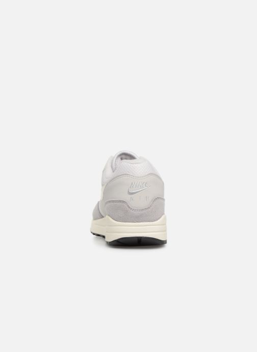 Trainers Nike Nike Air Max 1 Grey view from the right