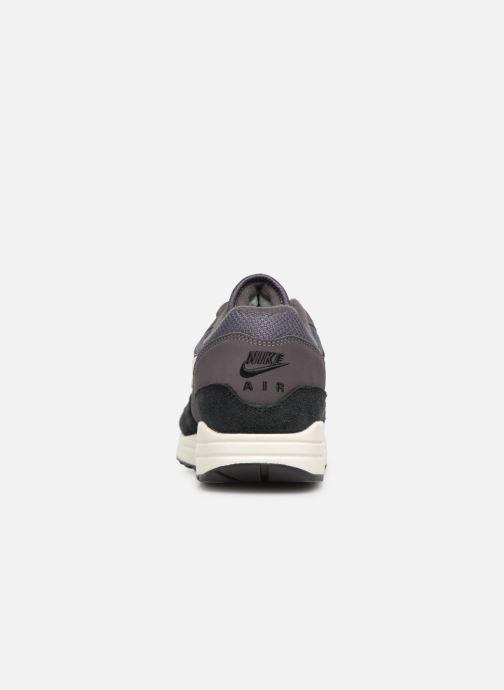 Baskets Nike Nike Air Max 1 Gris vue droite