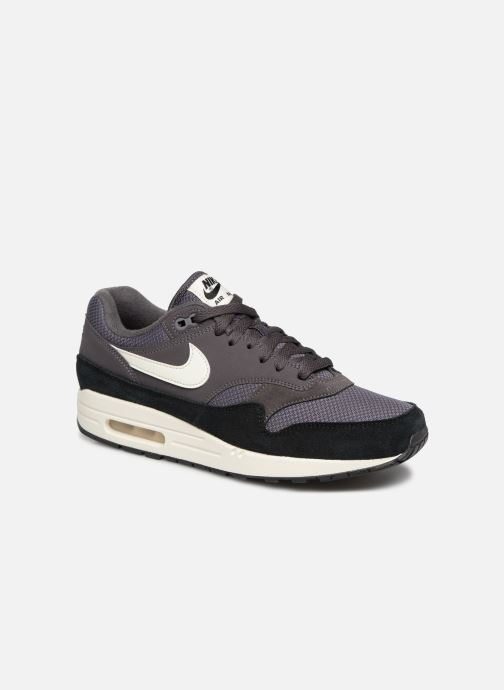 low priced 9a2a0 8bb17 Baskets Nike Nike Air Max 1 Gris vue détail paire