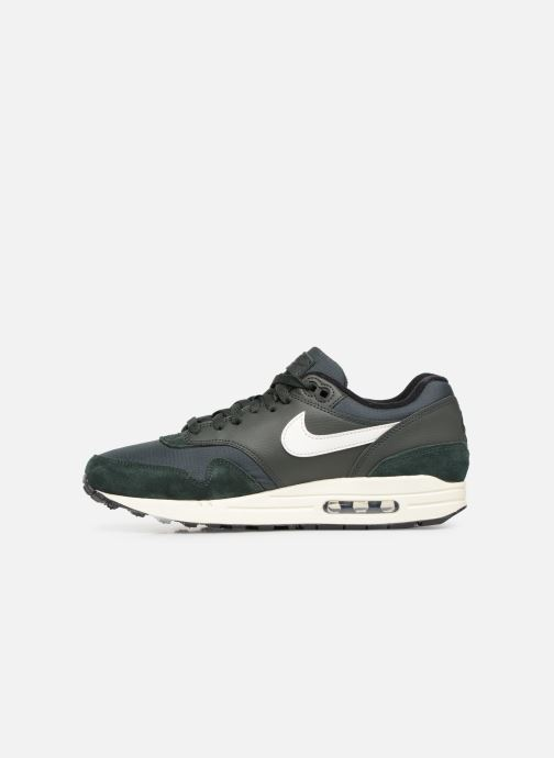 new style 37095 392a7 Baskets Nike Nike Air Max 1 Vert vue face