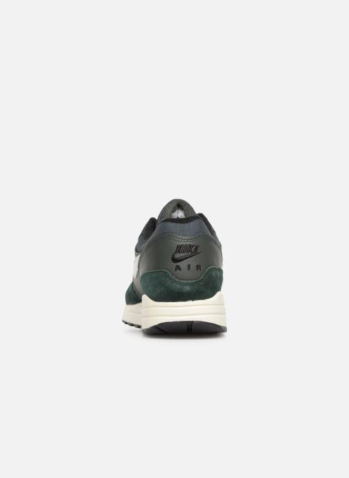 Baskets Nike Nike Air Max 1 Vert vue droite