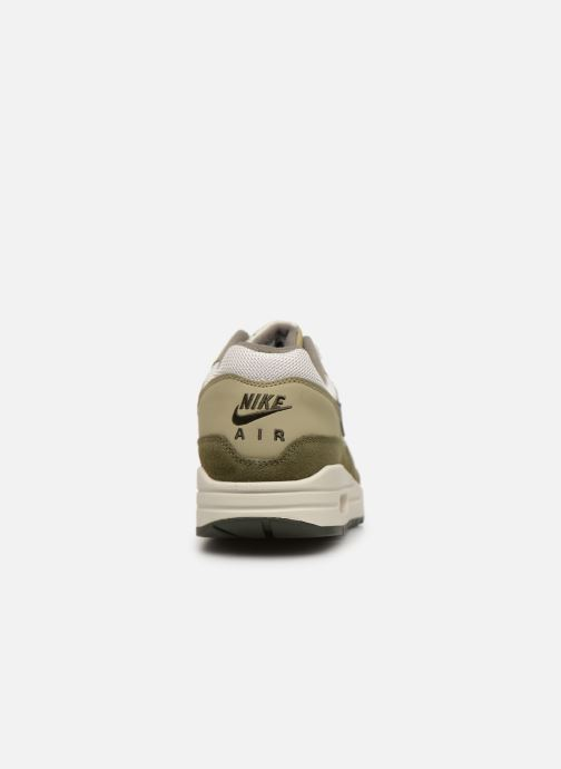 Trainers Nike Nike Air Max 1 Brown view from the right