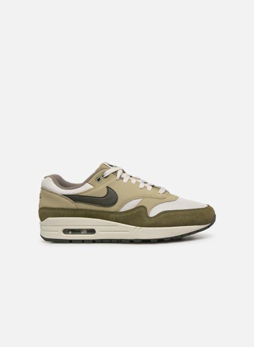 Sneaker Nike Nike Air Max 1 grün ansicht von hinten