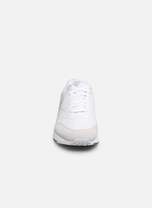 Deportivas Nike Nike Air Max 1 Blanco vista del modelo