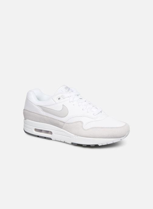 Deportivas Nike Nike Air Max 1 Blanco vista de detalle / par