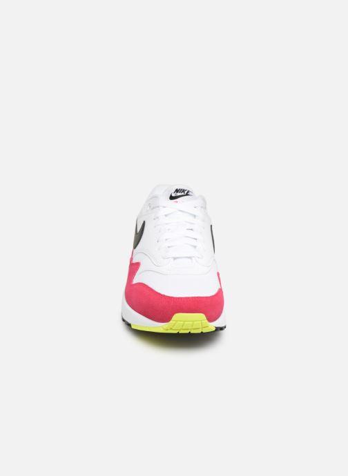 Trainers Nike Nike Air Max 1 White model view