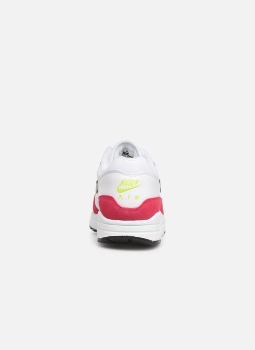 Baskets Nike Nike Air Max 1 Blanc vue droite
