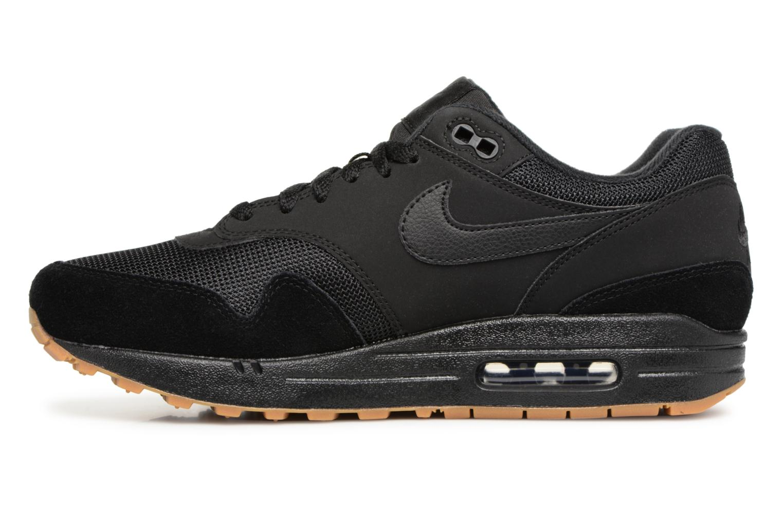 Nike 1 Black Air Max black gum black Med Brown b7gfIY6yv