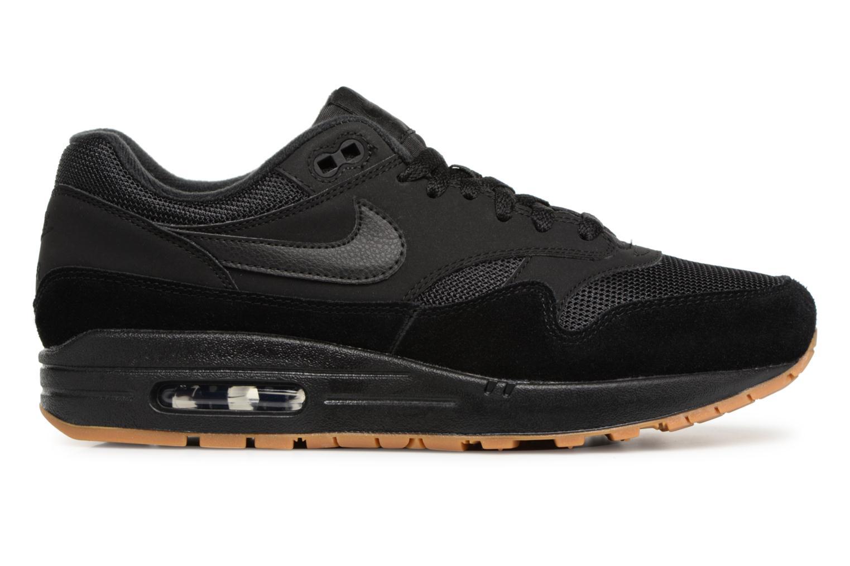 Sneakers Nike Nike Air Max 1 Zwart achterkant