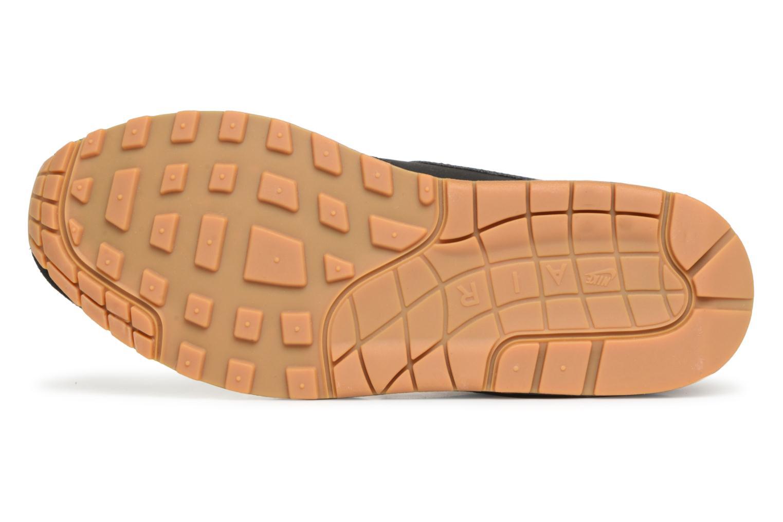 Baskets Nike Nike Air Max 1 Noir vue haut
