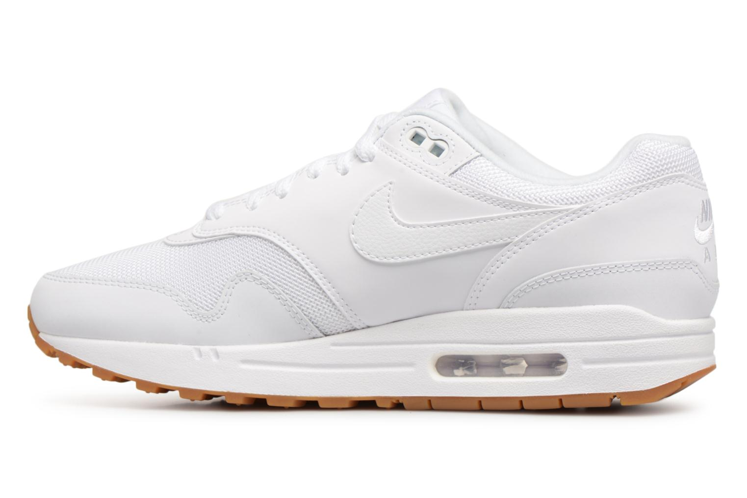 Brown white Nike Max gum Med white White Air 1 vmbYyIgf76