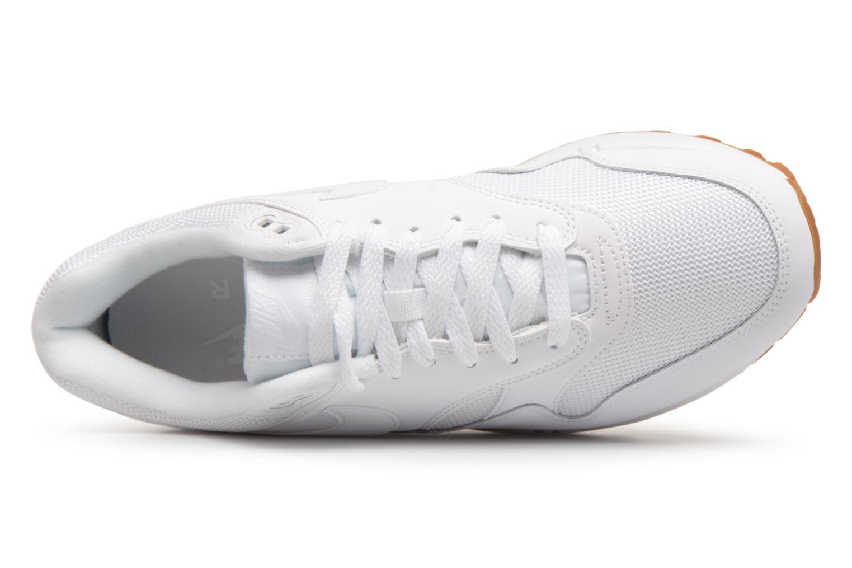 Baskets Nike Nike Air Max 1 Blanc vue gauche