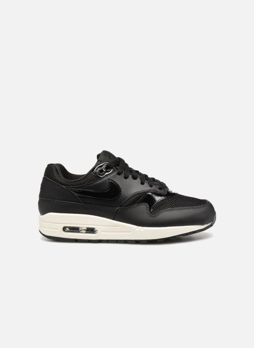Sneakers Nike Womens Air Max 1 Zwart achterkant