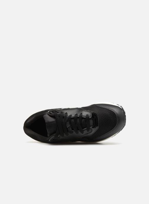Sneakers Nike Womens Air Max 1 Zwart links