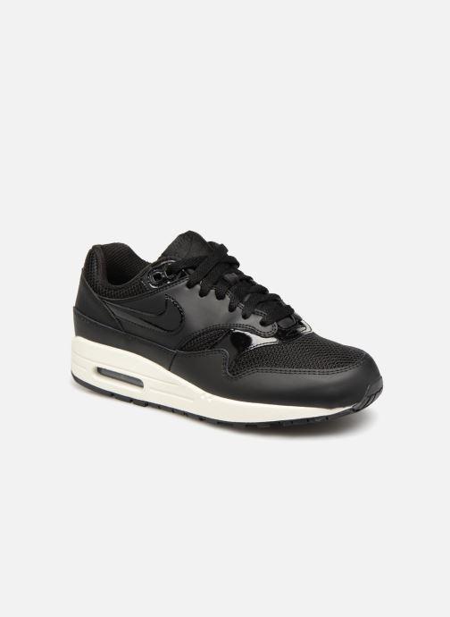 Sneakers Nike Womens Air Max 1 Zwart detail