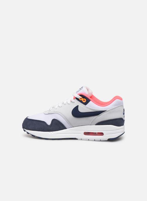 Sneakers Nike Womens Air Max 1 Wit voorkant