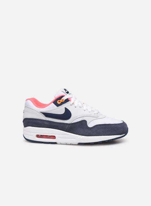 Baskets Nike Womens Air Max 1 Blanc vue derrière