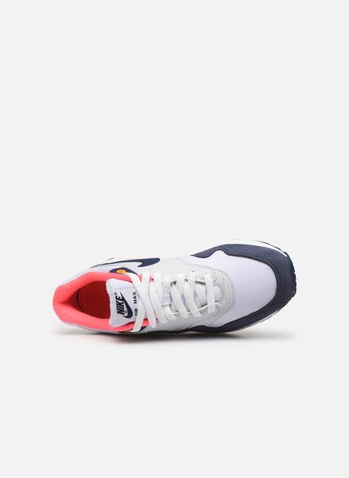 Baskets Nike Womens Air Max 1 Blanc vue gauche