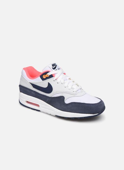 Sneakers Nike Womens Air Max 1 Hvid detaljeret billede af skoene