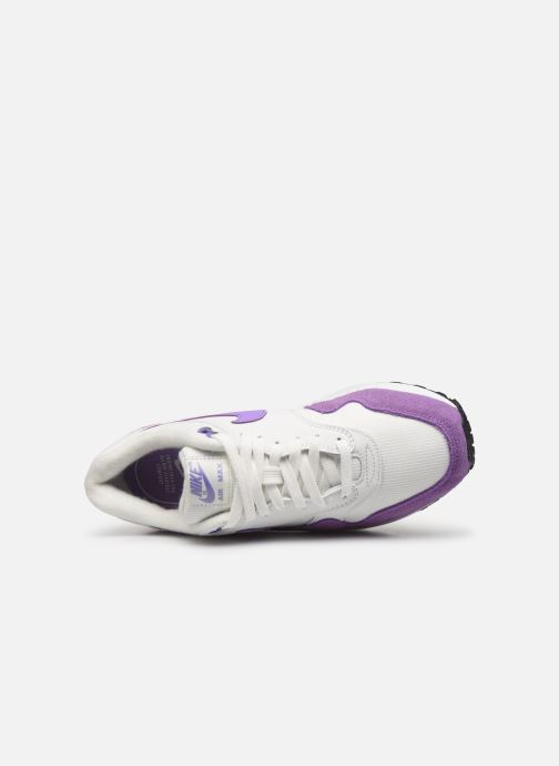 Baskets Nike Womens Air Max 1 Blanc vue gauche