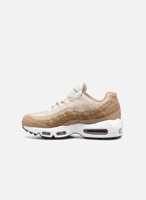 Sneaker Nike Wmns Air Max 95 Prm braun ansicht von vorne