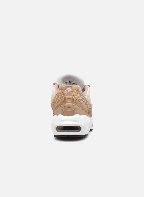 Sneaker Nike Wmns Air Max 95 Prm braun ansicht von rechts