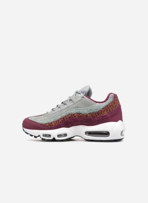 Sneakers Nike Wmns Air Max 95 Prm Bordò immagine frontale