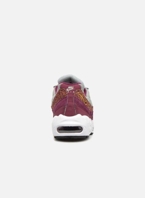 Sneakers Nike Wmns Air Max 95 Prm Bordò immagine destra