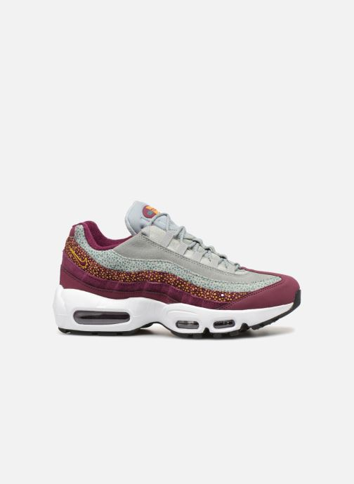 Sneakers Nike Wmns Air Max 95 Prm Bordò immagine posteriore