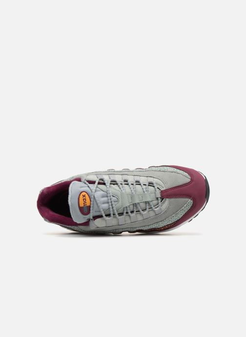 Sneakers Nike Wmns Air Max 95 Prm Bordò immagine sinistra