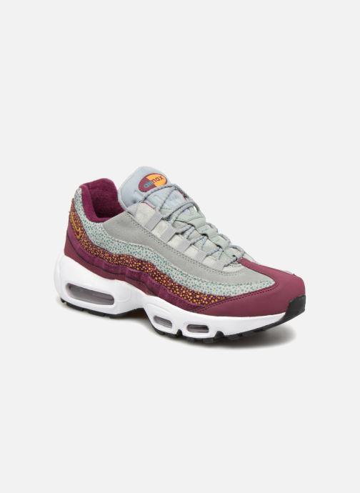 Sneakers Nike Wmns Air Max 95 Prm Bordeaux detail