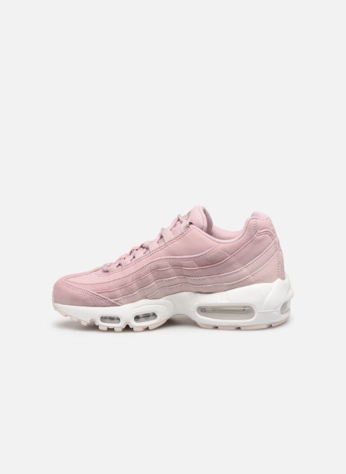 Baskets Nike Wmns Air Max 95 Prm Rose vue face