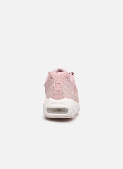 Sneakers Nike Wmns Air Max 95 Prm Roze rechts