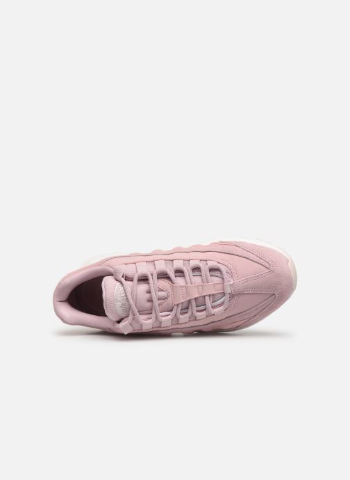 Sneakers Nike Wmns Air Max 95 Prm Rosa immagine sinistra
